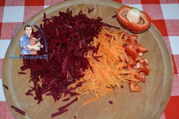 Как приготовить вкусный борщ из говядины