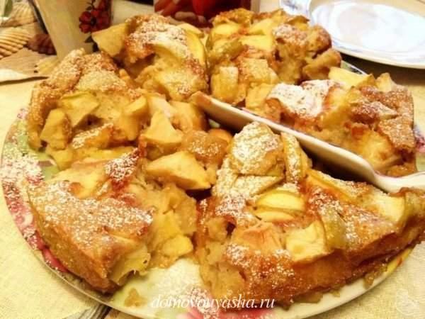Рецепты пирогов из груш