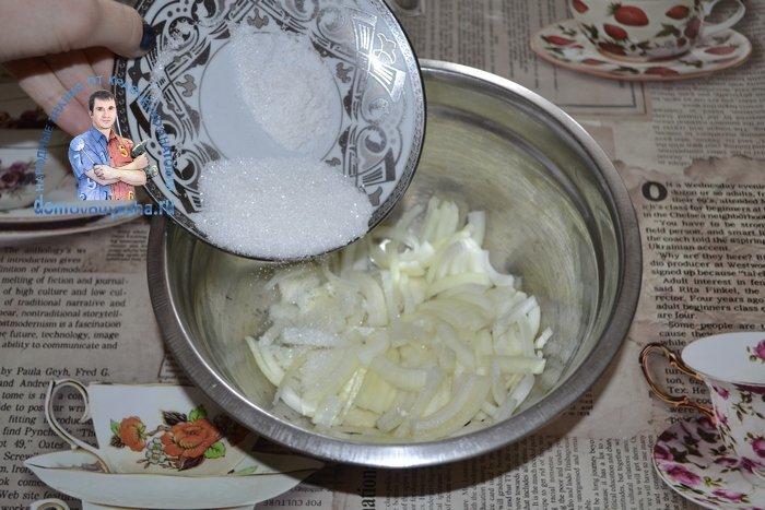 Подчеревок запеченный в духовке — фото рецепт