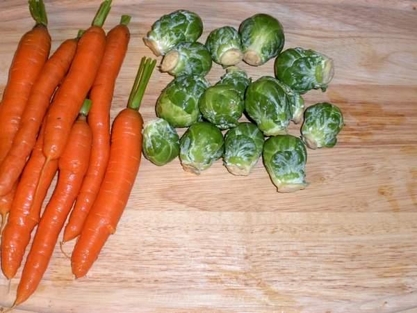 Заготовки из моркови на зиму