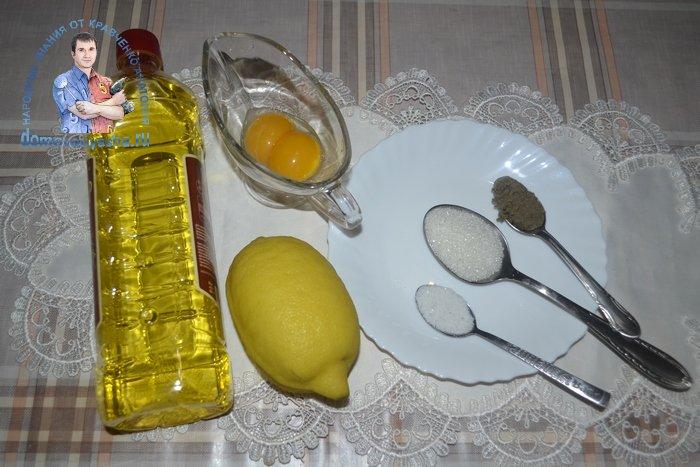 Майонез на желтках блендером