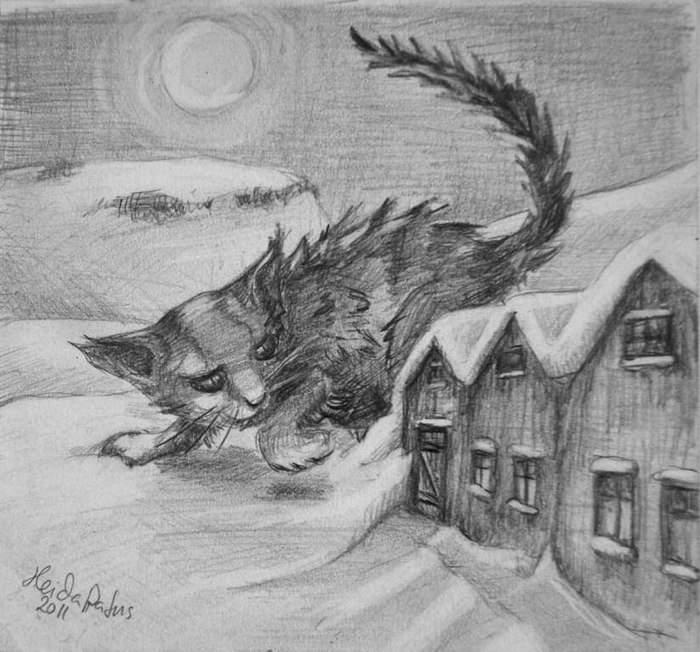 Йольский кот