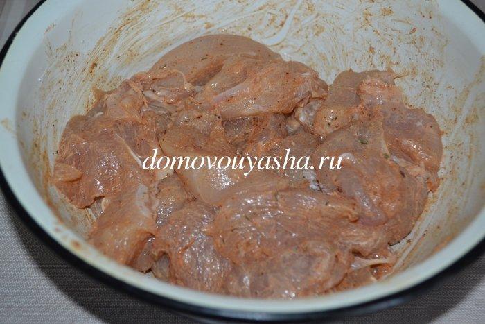Куриные наггетсы из куриной грудки в духовке