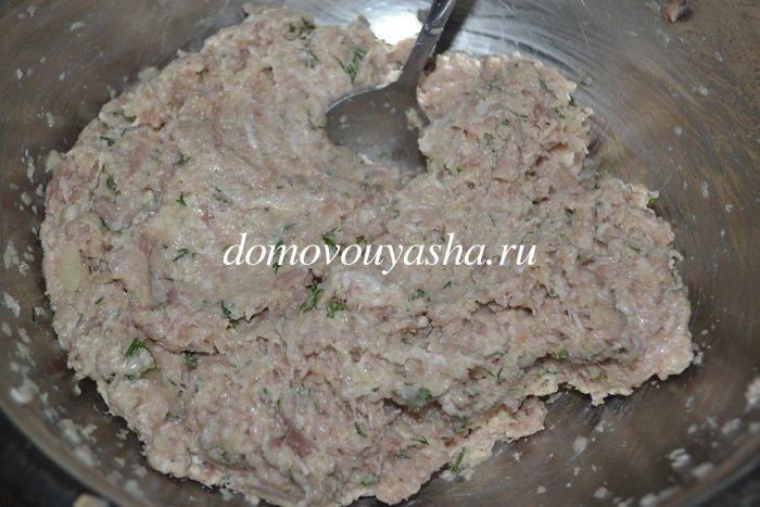 Котлеты из фарша с манкой - рецепт пошаговый с фото
