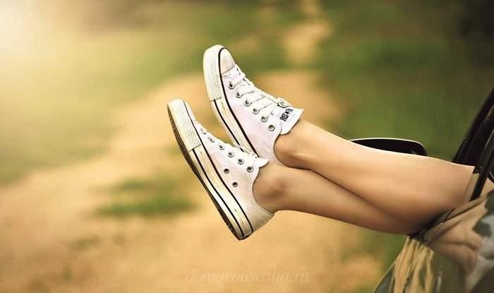 Что делать если потеют ноги и пахнут