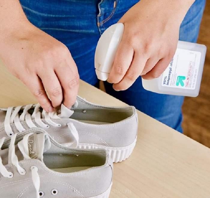 Антисептик для обуви