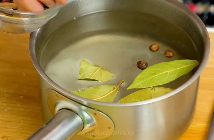 Маринованная капуста быстрого приготовления
