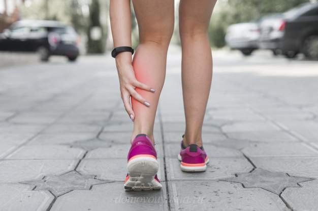 Как избавиться от судороги в ногах
