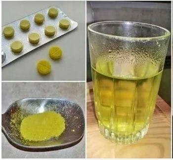 Фурацилин для полоскания горла (как разводить таблетки)