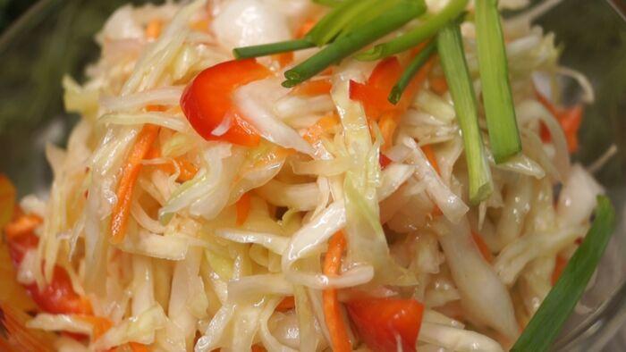 Как приготовить капусту быстрого приготовления