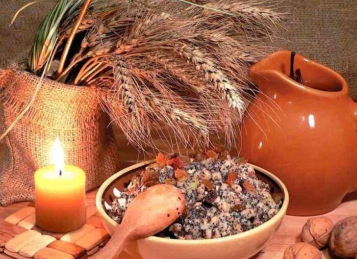 Рецепт с рисом и пшеницей