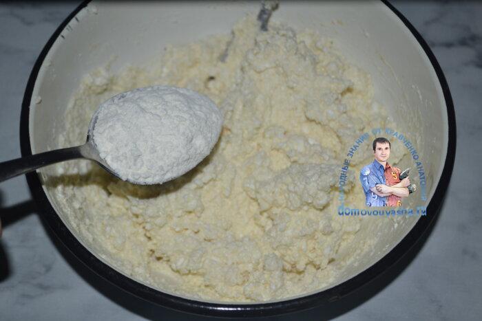 Ленивые вареники из творога рецепт с манкой