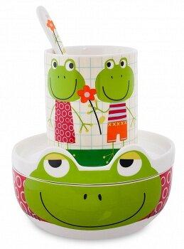 Наборы детской посуды на подарок